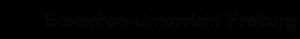 Logo Saxophon-Unterricht Freiburg